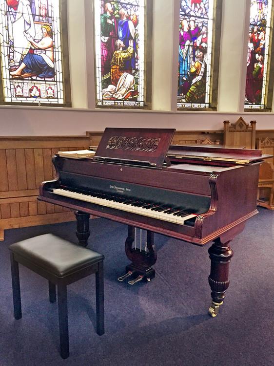 Buxton Broadwood Piano