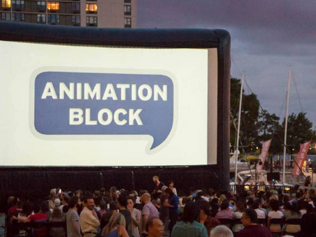Screening with Animation Block Party