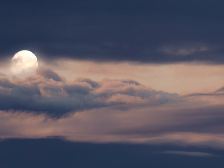 Celebrating & honouring the Lunar Cycle