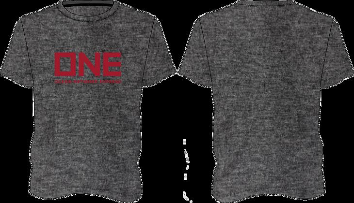 Camiseta ONE - Logo Frente