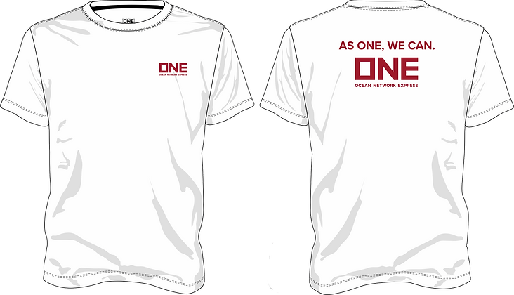 """Camiseta ONE - """"AS ONE WE CAN"""""""