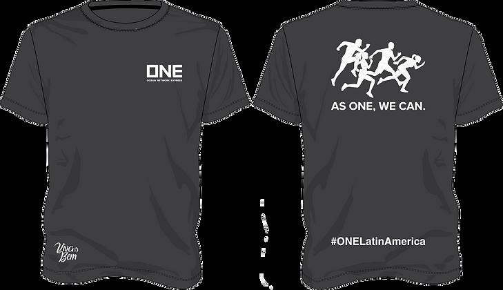 Camiseta de Corrida ONE - Unissex