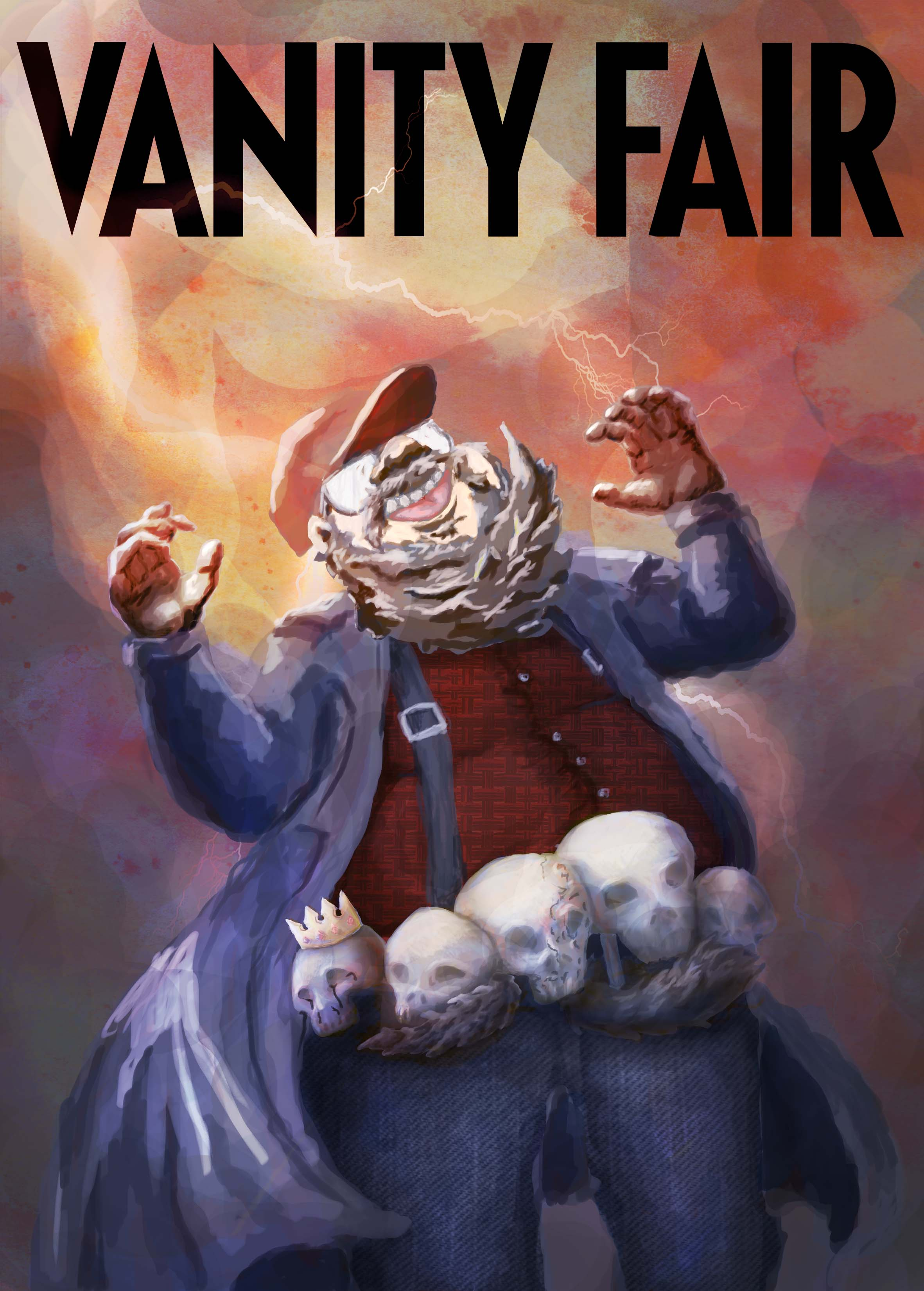 Vanity Fair Mock Up