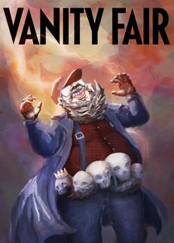 Vanity Fair Mock Up