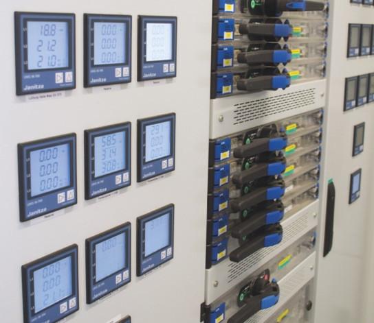 system zarządzania energią elektryczną