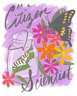 Be A Citizen Scientist_working