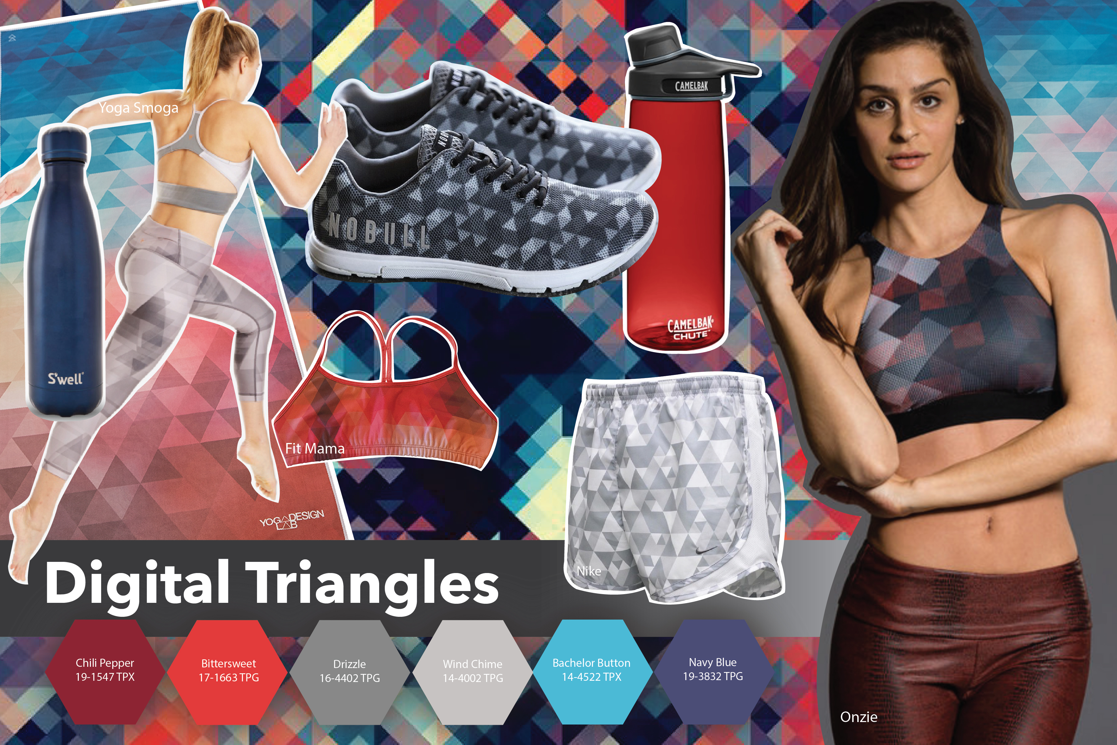 Womens Fitness Trend