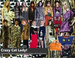 Prefall Womens Wear Print Trend
