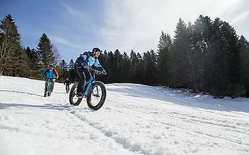 Luz bike Pyrénées - Val de Roland