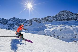 Ski alpin - val de roland