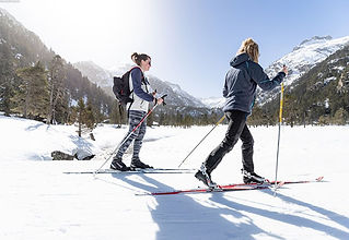 ski-nordique - Val de Roland