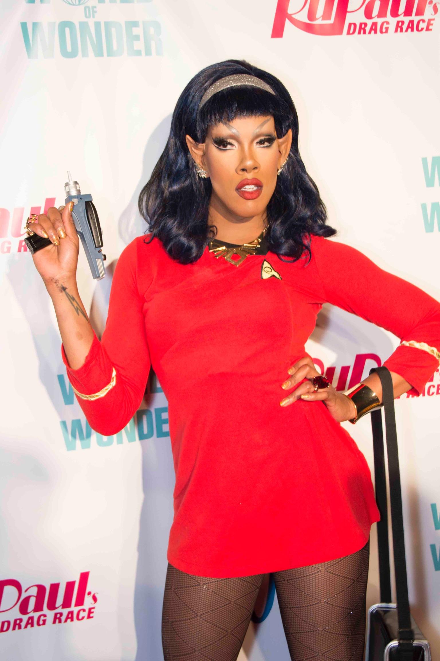 Starfleet Vulcan Drag Race Premiere