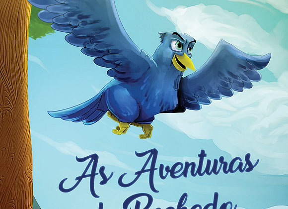 Livro As aventuras de Rochedo