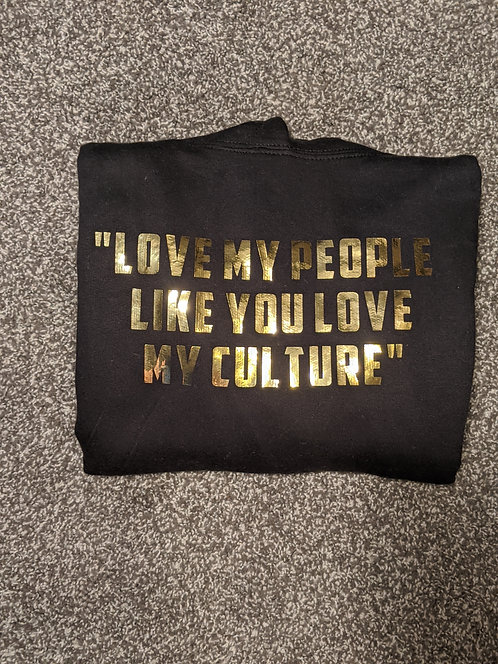 """Love My People..."" Hoodie"