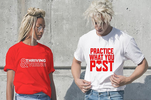 Thrive and Post collection