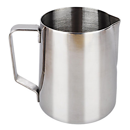 600ml Milk Jug Stainless Steel