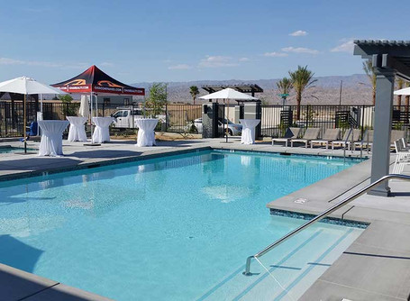 Genesis - Our New Community Pool, Fitness Center & 2nd Dog Park Are Now Open!