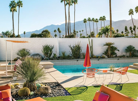 There's A lot to do this week in Palm Springs. Modernism Week & More!