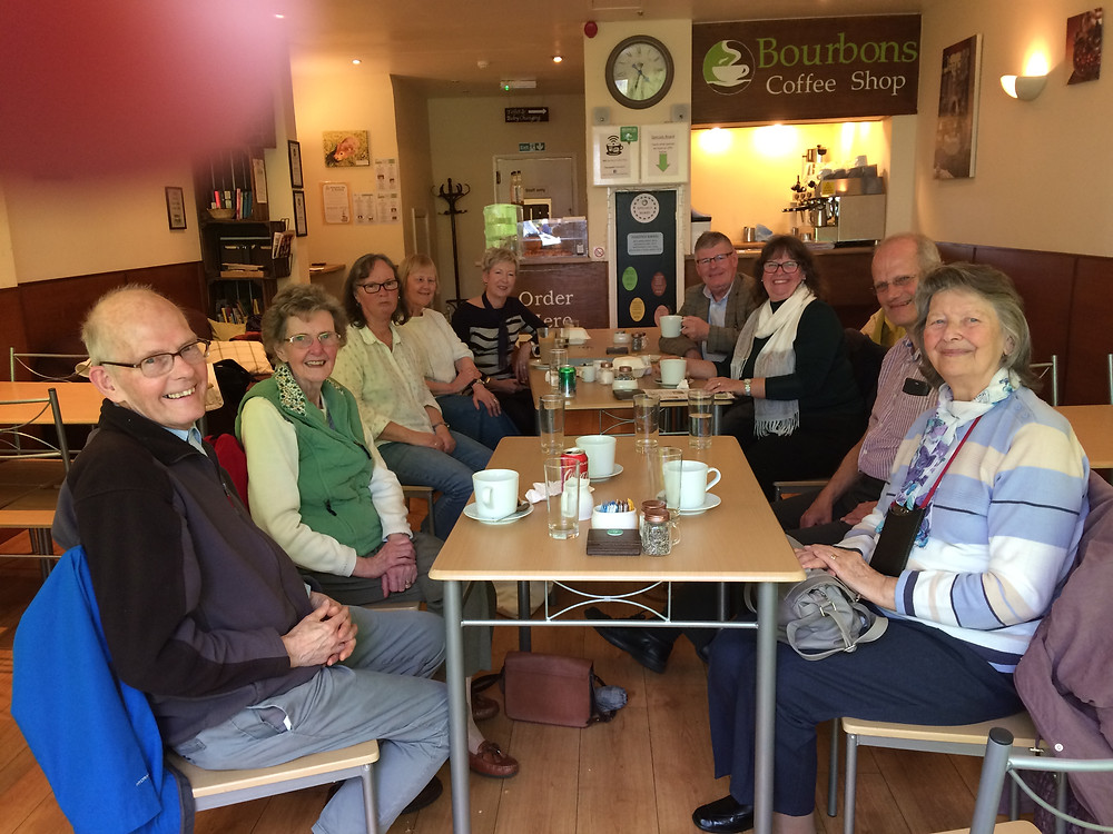 Tea Club at Bourdon Coffee Shop
