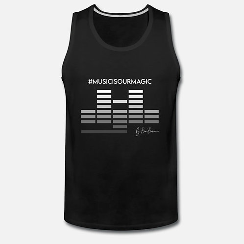 Music Is Our Magic: Tank