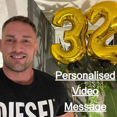 Personalised Video