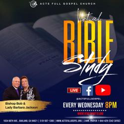 Copy of BIBLE STUDY FLYER