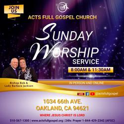 church opening video b