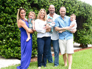 Williams Family Photo Session