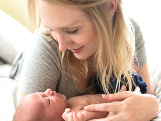 Delgado Newborn Session
