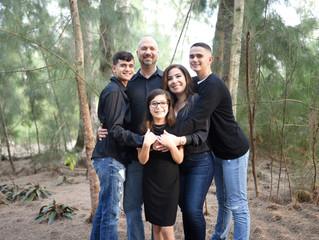 Alvarez Family Session