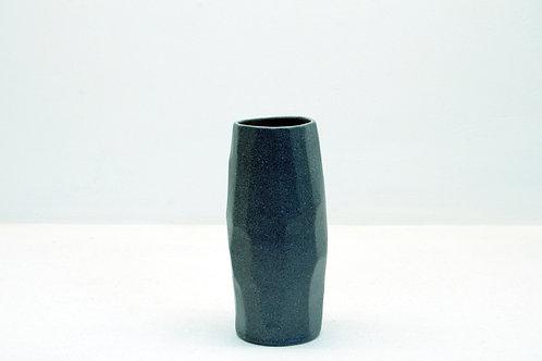 Facet Vase Short