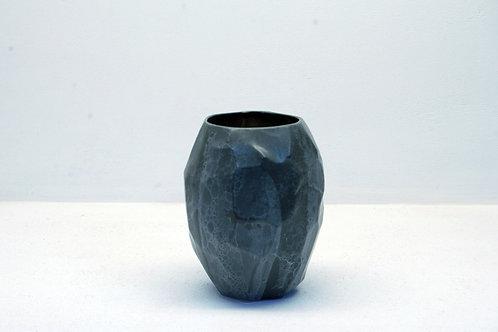 Facet Vase Wide