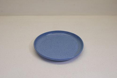 Thrown Dinner Plate