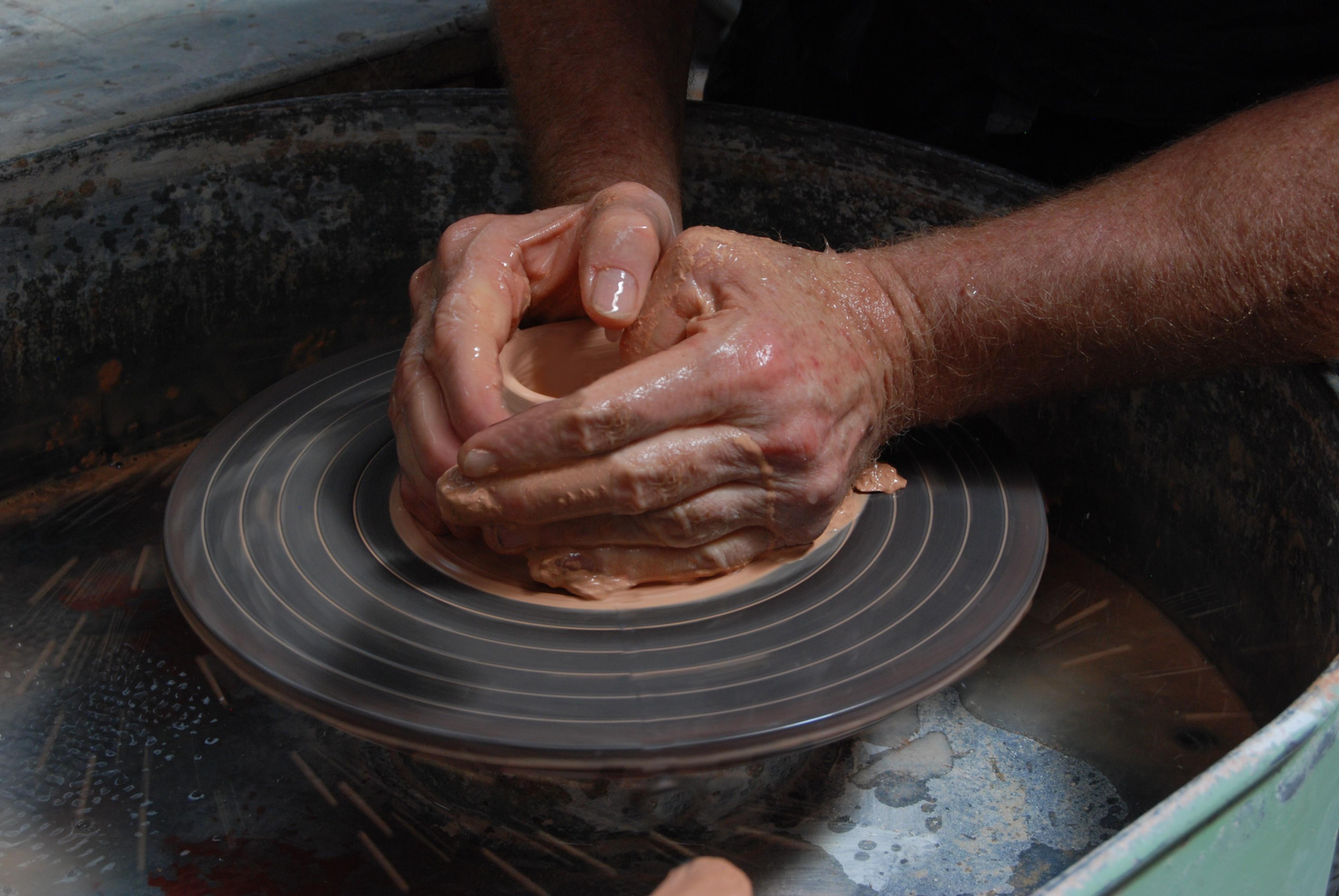 Beginner Pottery Classes Sundays 1pm