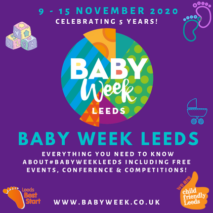 Baby Week Leeds 2020 - What's On?