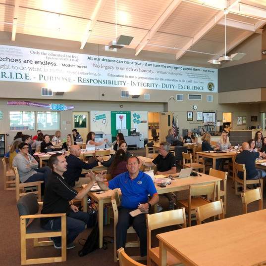 Math & English Language Arts Workshop: MVUSD - Murrieta, CA