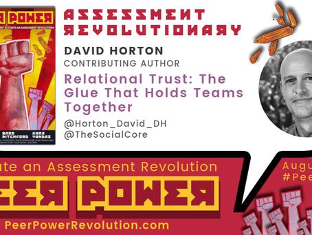Peer Power - Unite, Learn and Prosper - Activate an Assessment Revolution!