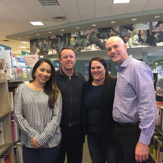 Leading School Teams at Barnes & Noble