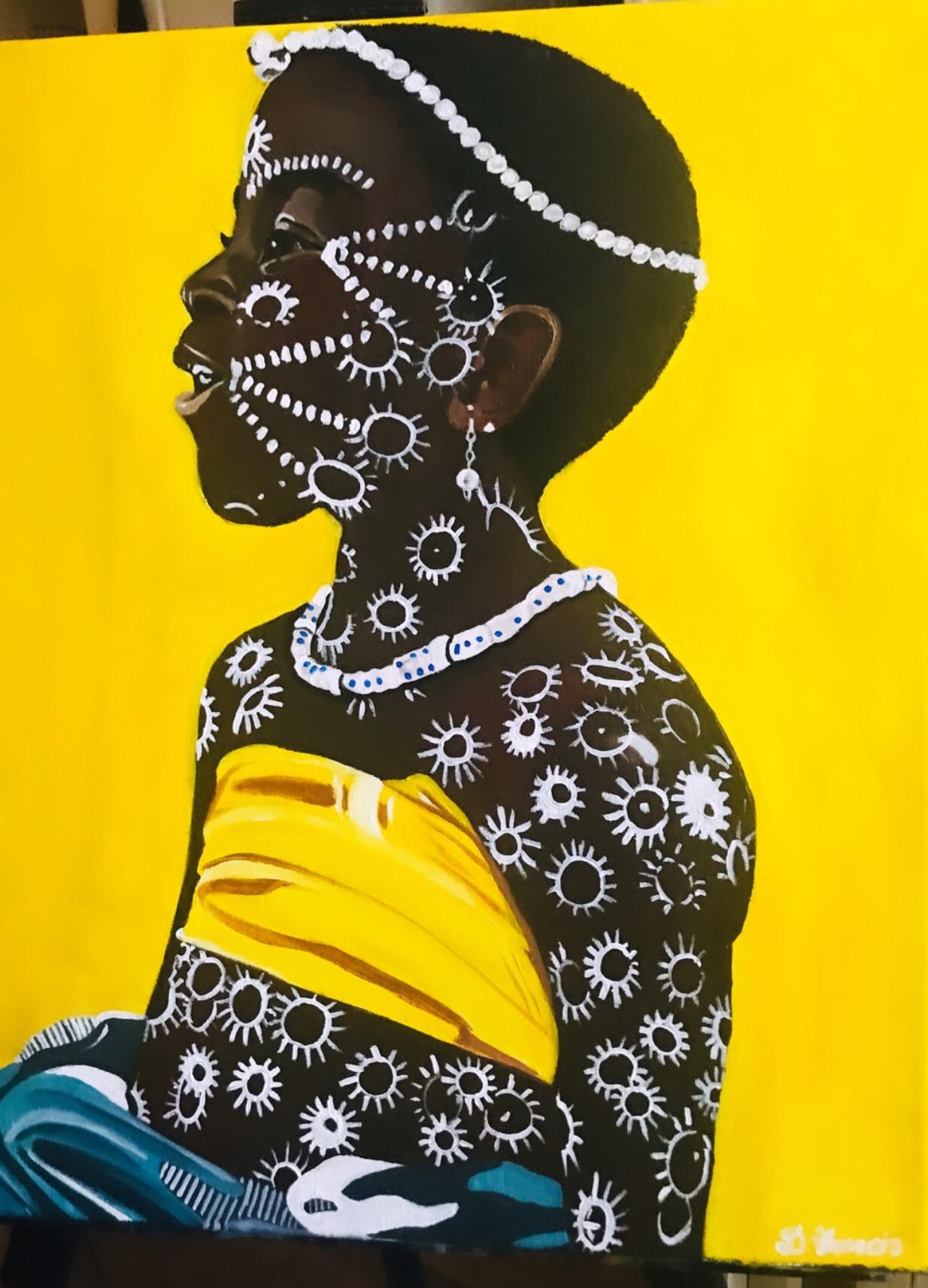 Tribe Girl. 2020