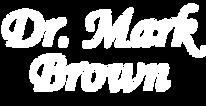 DR Mark Brown logo white.png