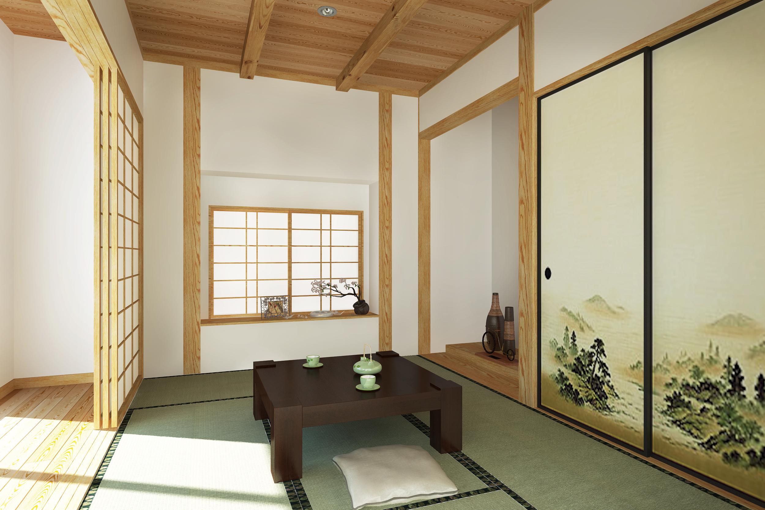 開放的で居心地の良い家【内観②】