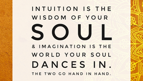 The Intersection of Intuition & Imagination