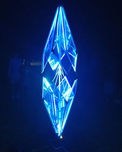Lusio Opened Blue
