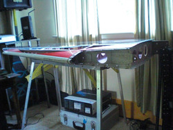 recycled_airplane_rudder_table.JPG