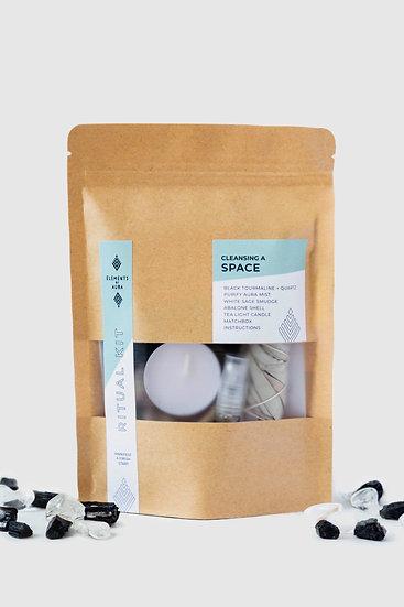 Cleansing Smoke Ritual Kit