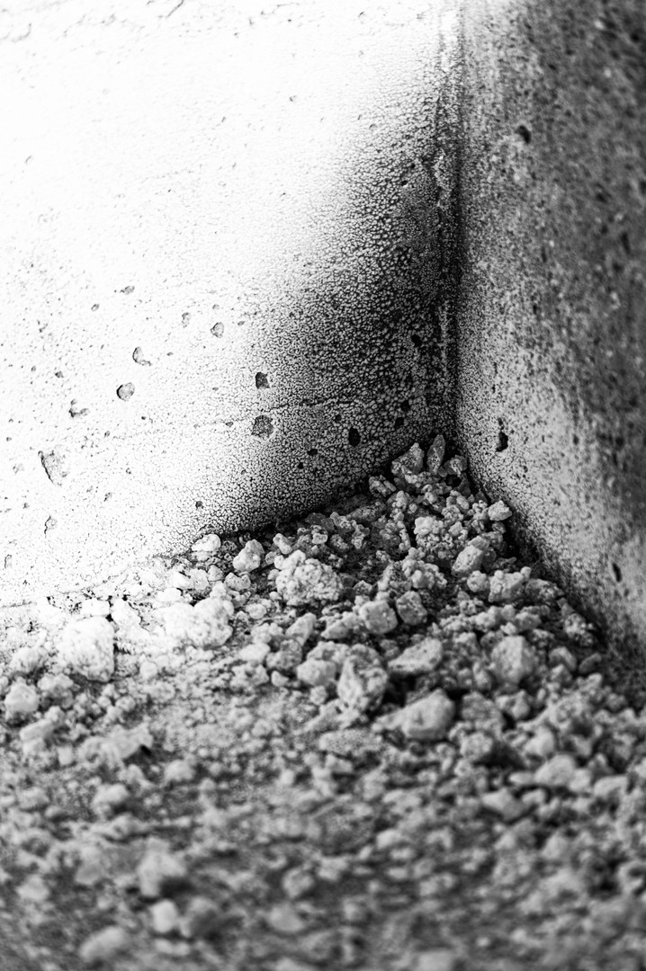 Black & White Salt Step