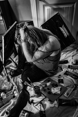 02 - Companion Calm - B&W Photography - 2020