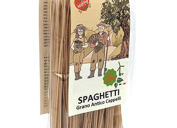 Organic Cappelli Spaghetti