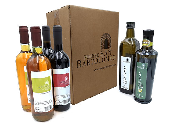 Verkostungsbox - Di (Olio &) Vino