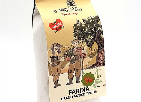 Organic Ancient Wheat Timilia Flour